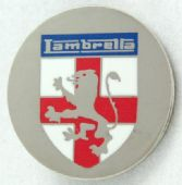 Lambretta - 'Shield' Lapel Badge